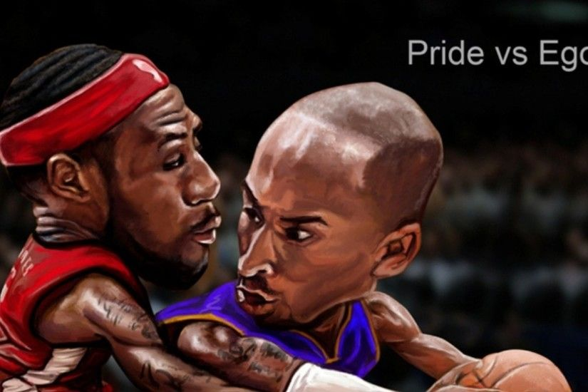 Kobe Bryant Vs Lebron James