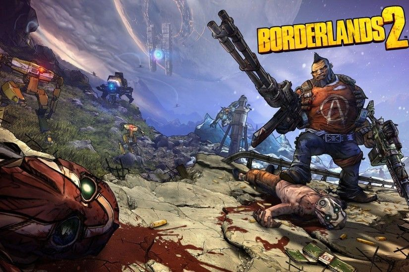 Borderlands 2 Wallpapers | HD Wallpapers
