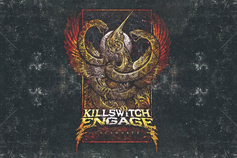 KILLSWITCH ENGAGE: Incarnate [WALLPAPER] By Disturbedkorea On ..