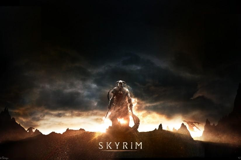 ... skyrim-wallpaper-hd ...