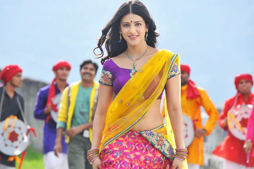 Shruti Hassan HD Desktop Background