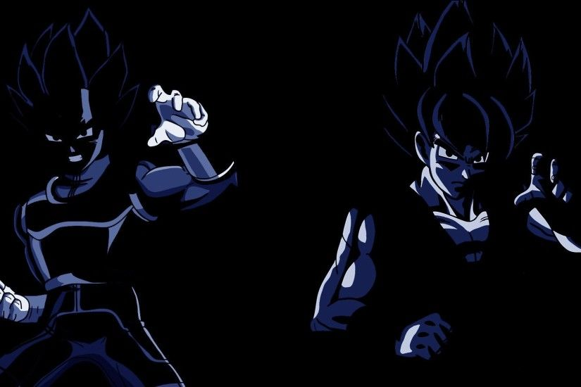 [1920x1080] Goku and Vegeta Super Saiyan Blue Need #iPhone #6S #Plus # Wallpaper/ #Background for #IPhone6SPlus? Follow iPhone 6S Plus  3Wallpapers/ …