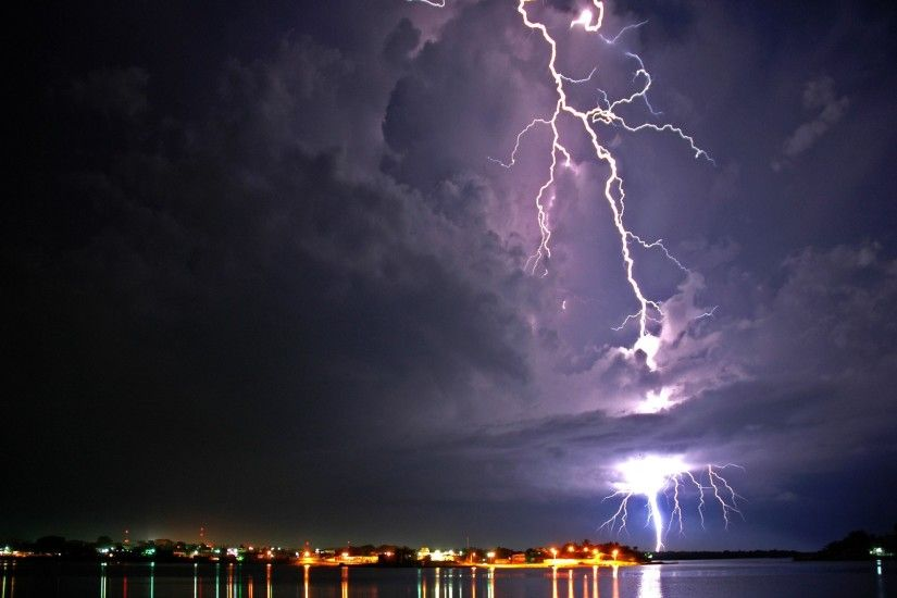 2536x1960 Lightning Desktop Pictures - HD Wallpapers