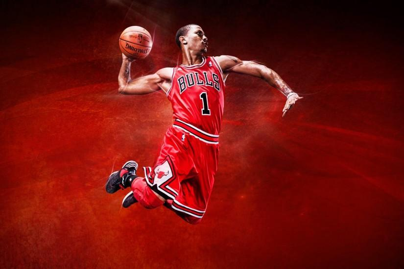 Derrick Rose Return Is Back 2013 1920x1080 Wallpaper