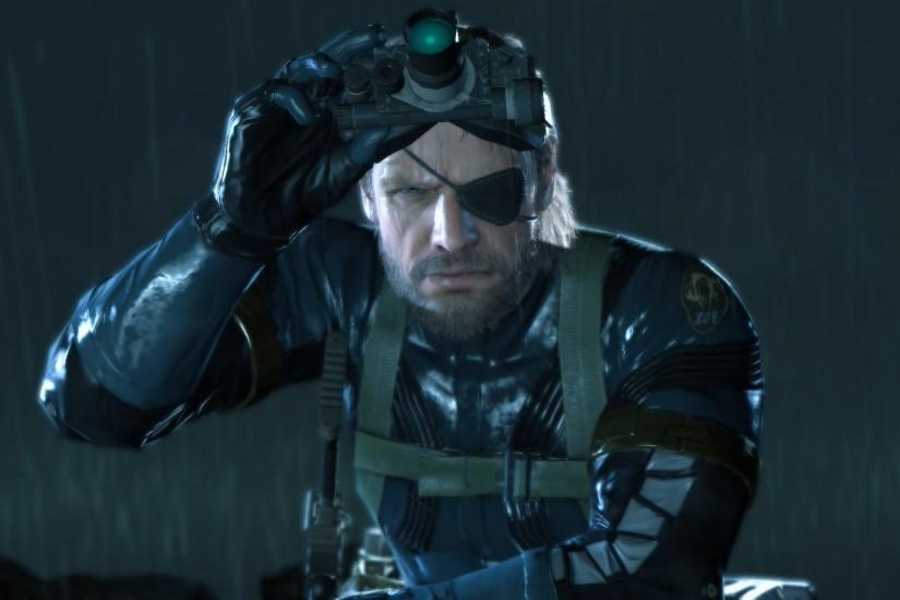 Metal Gear Solid V: Ground Zeroes, Big Boss, Video Games