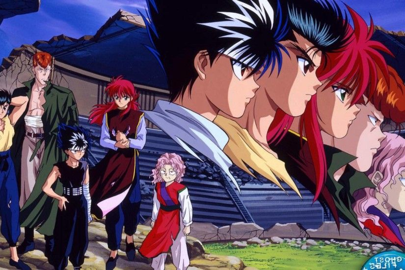 yu yu hakusho category - free screensaver wallpapers for yu yu hakusho