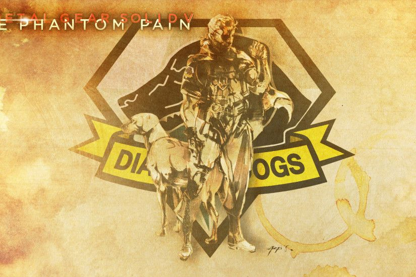 I made a Phantom Pain wallpaper for anyone who want's it.