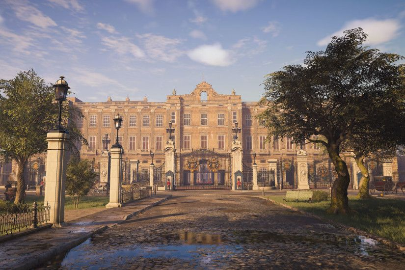 Assassin's Creed Syndicate: What it Takes to Rebuild 1868 London | USgamer