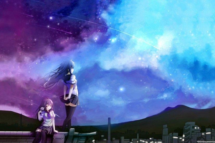Best friends wallpaper anime best friends voltagebd Images