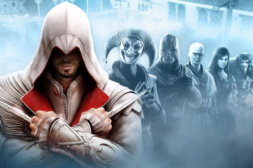 Assassin's Creed Brotherhood wallpapers (76 Wallpapers) – HD .