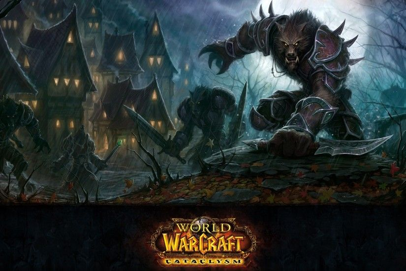world of warcraft: cataclysm wallpapers in hd