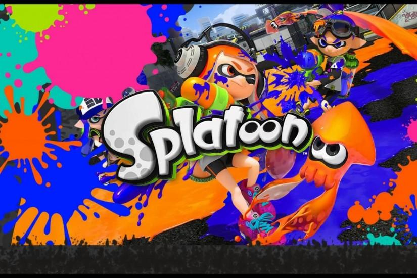 splatoon wallpaper 1920x1080 for windows 7