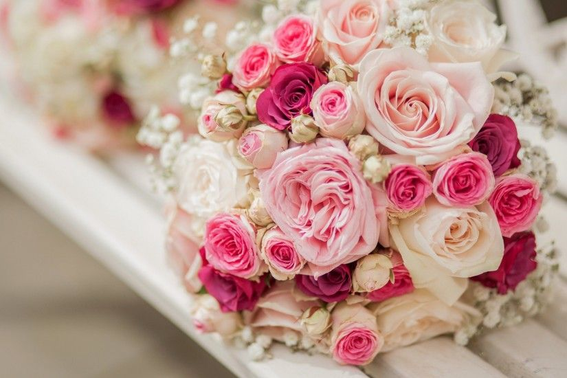 Flowers / Wedding Bouquet Wallpaper