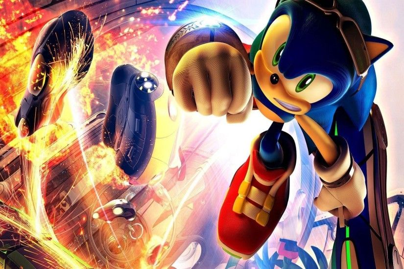 Sonic Wallpapers - Full HD wallpaper search - page 5