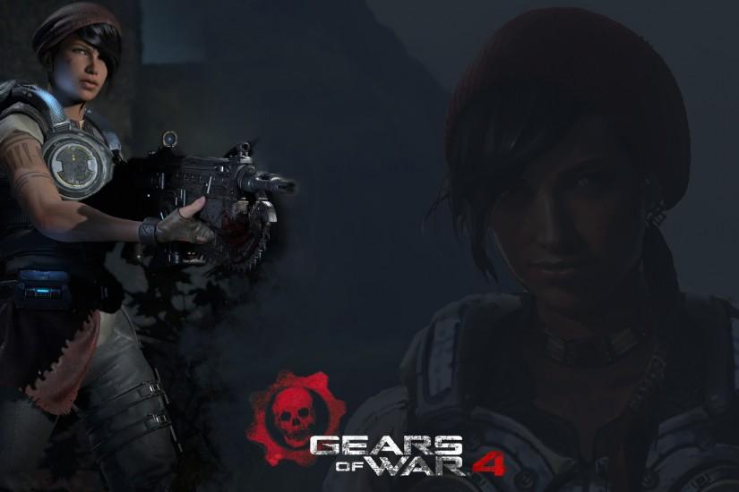 beautiful gears of war 4 wallpaper 1920x1080 images