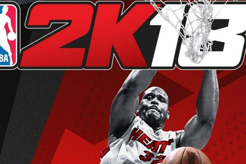 Shaquille O'Neal featured on cover of 'NBA 2K18' special editions .