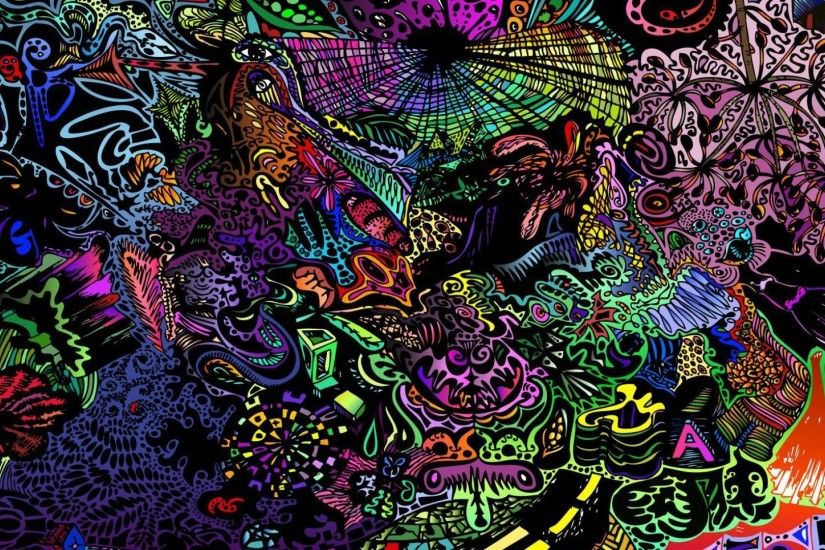 Trippy Background Deskop | Wallpapers, Backgrounds, Images, Art ..