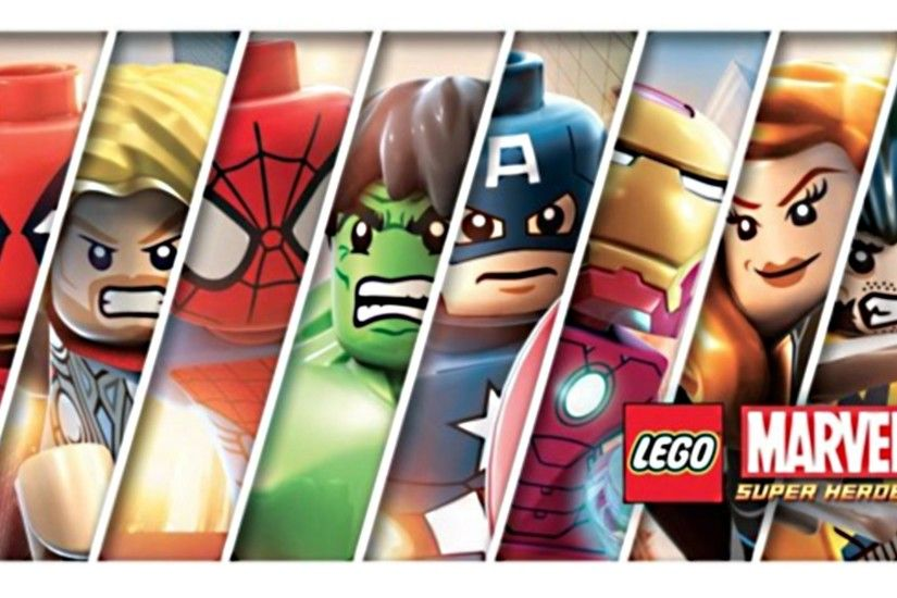 Lego Marvel's Avengers Wallpapers (28 Wallpapers)