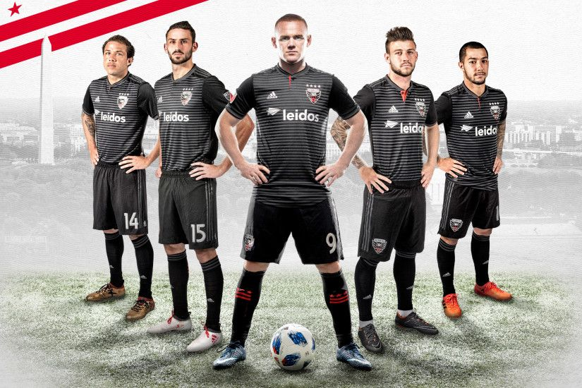 Download Rooney + D.C. United desktop wallpapers