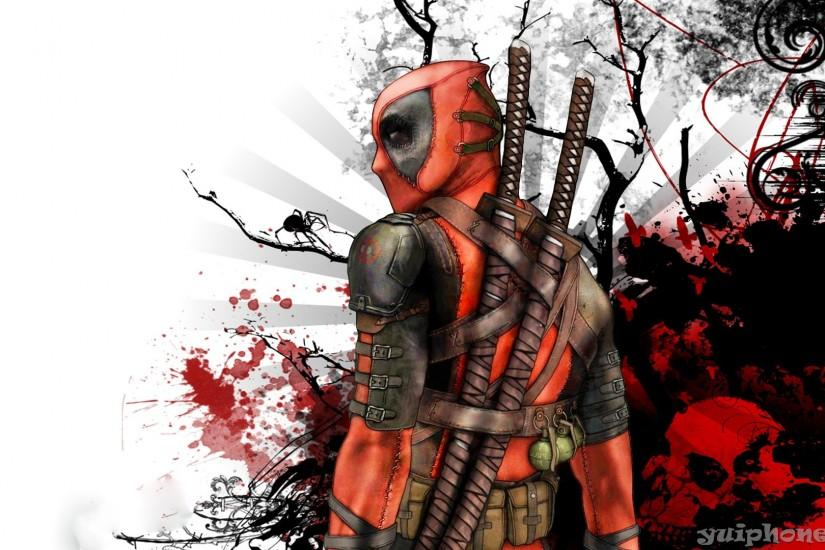 deadpool wallpaper hd 1080p 1920x1080 windows