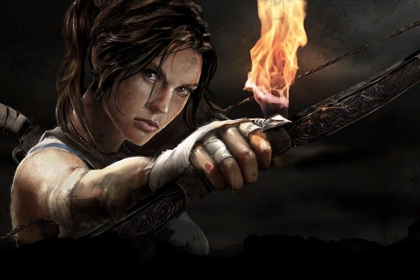 Lara Croft, Rise Of The <b>Tomb Raider</b>,