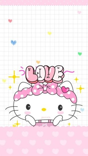 Hello Kitty Wallpaper, Kawaii Stuff, Kpop, Devil, Android, Backgrounds, Nice