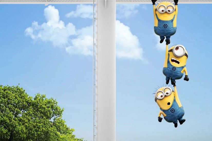 Despicable Me Minion Wallpapers Wallpaper | HD Wallpapers .