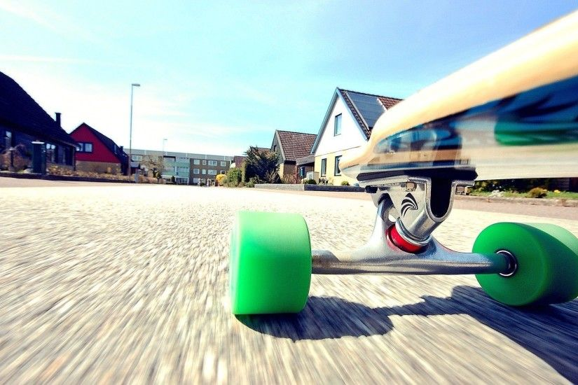 Longboard wallpaper - Photography wallpapers - #