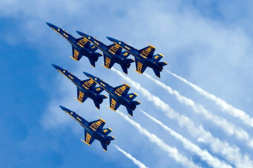 Blue Angels Wallpapers and Background