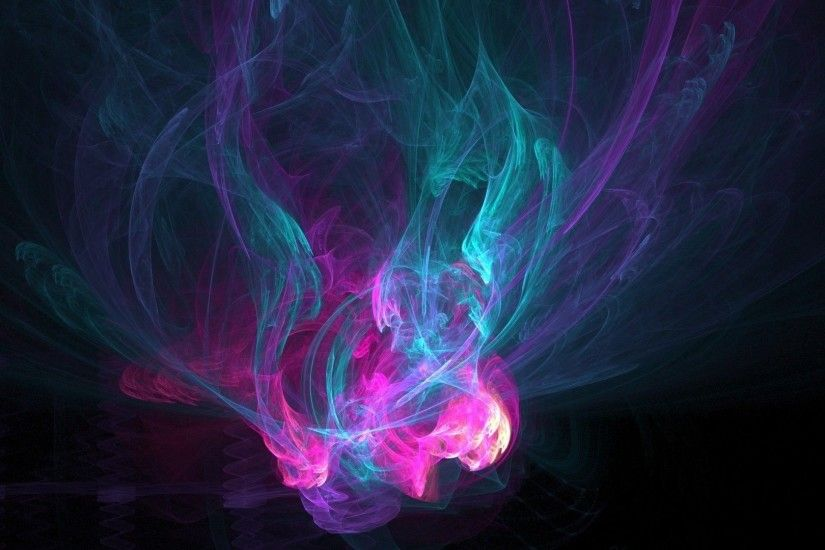 Colorful Smoke Wallpapers HD Desktop.
