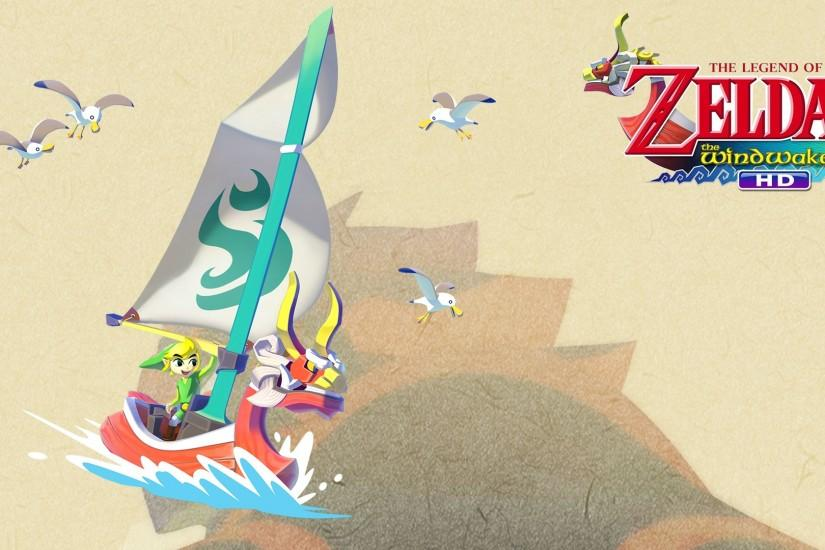 Thelimomon 3 0 TLoZ: The Wind Waker - Wallpaper - Great Sea by Thelimomon