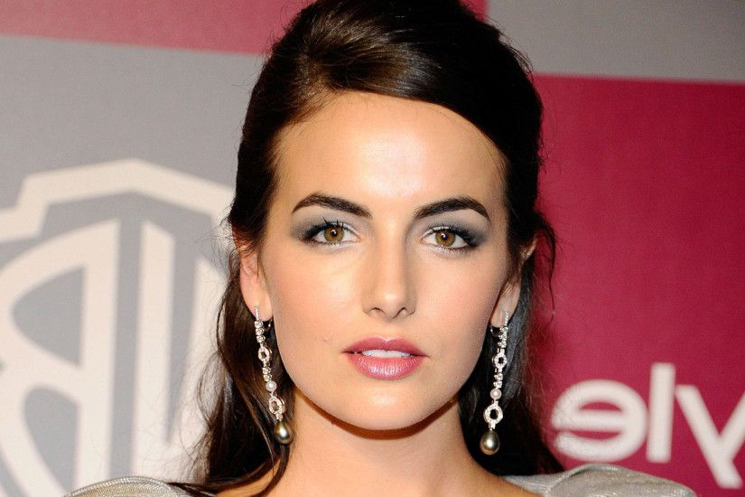 Camilla belle hd clipart and featured illustration