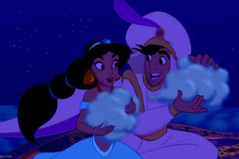 Aladdin and Jasmine Is Aladdin and Jasmine your MOST favorite Disney couple?