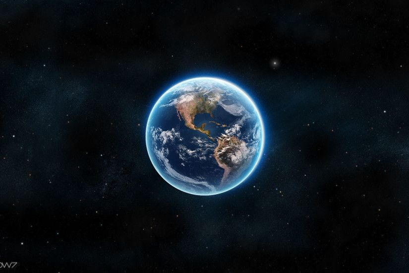 planet earth desktop background wallpaper