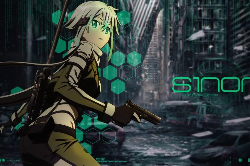 sinon wallpaper 1920x1080 samsung galaxy