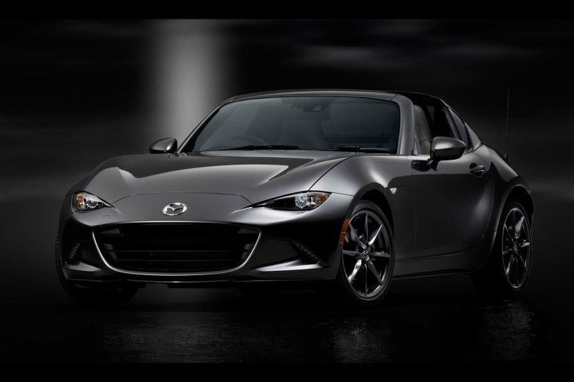 Mazda MX 5 RF 2017 wallpapers