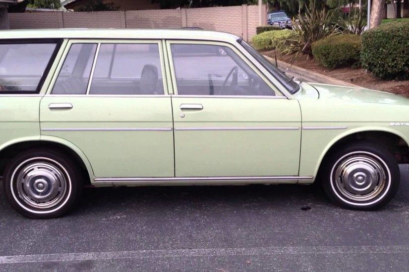 1969 Datsun 510 For Sale