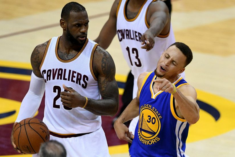 NBA Finals Game 3: Stephen Curry joins LeBron James for rare NBA Finals  record