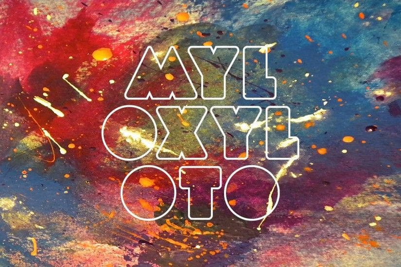 Coldplay - Mylo Xyloto (Alternate Album Cover 2) (Wallpaper)