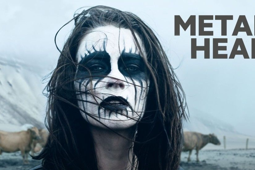Metalhead (film) Metalhead Trailer deutsch YouTube