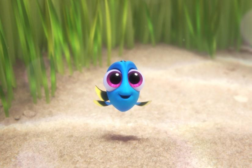 Movie - Finding Dory Dory (Finding Nemo) Wallpaper