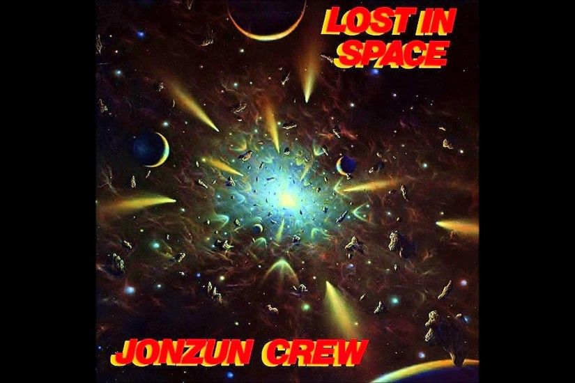 "Jonzun Crew""Lost In Space""(1983).Track 02:""Space Is the Place"""