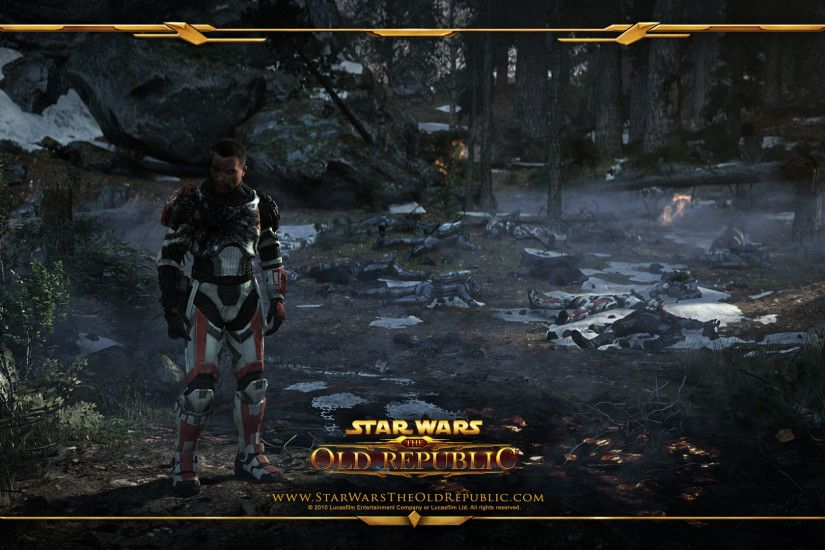 Star Wars the Old Republic HD pc