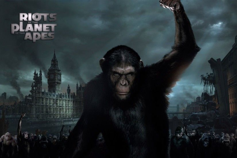 ... Dawn of the Planet of the Apes (2014) | Movie HD Wallpapers ...