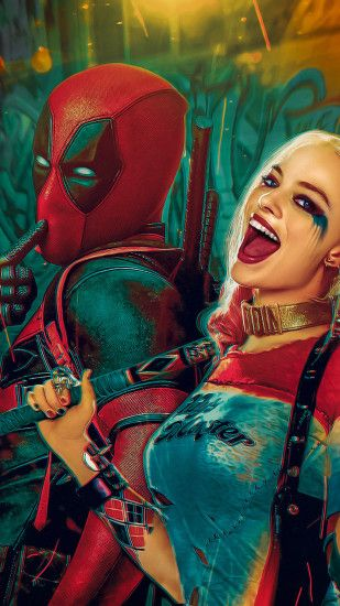 Harley Quinn Iphone 6 Wallpaper HD | Cosplay iPhone Wallpapers . harley  quinn harley quinn and joker ...