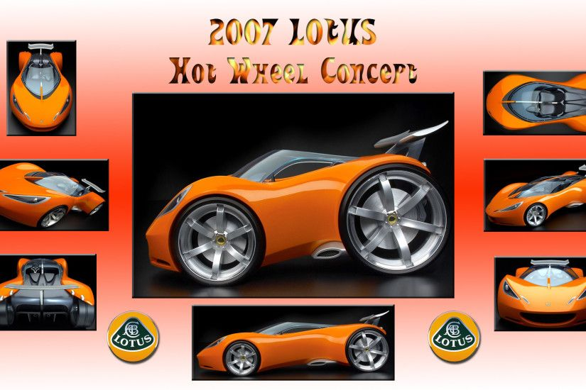 Lotus Hot Wheels Concept #9