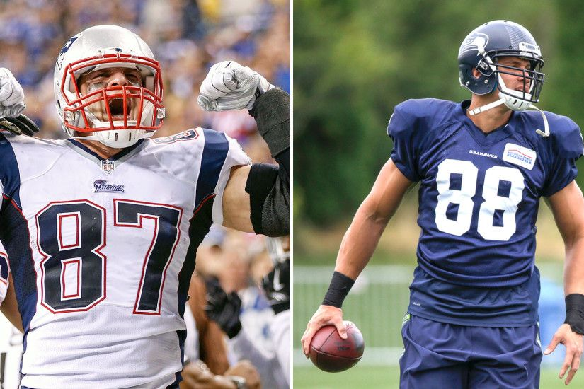 Fantasy Football Draft Decision: Rob Gronkowski or Jimmy Graham? | Fantasy  | Sporting News