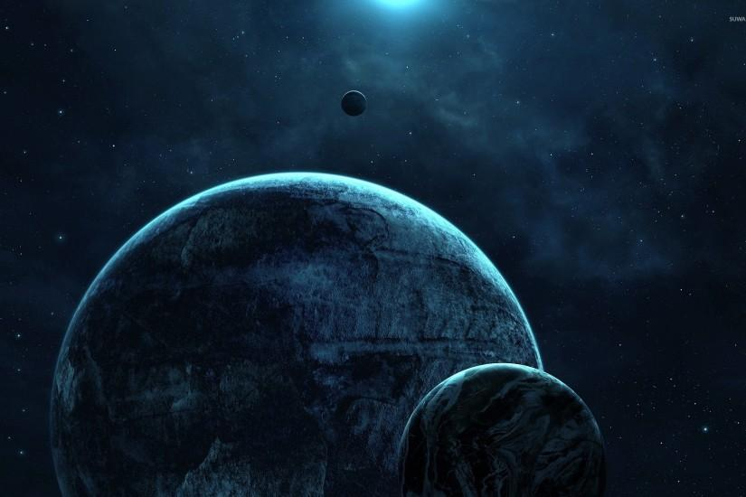 new planets wallpaper 1920x1200