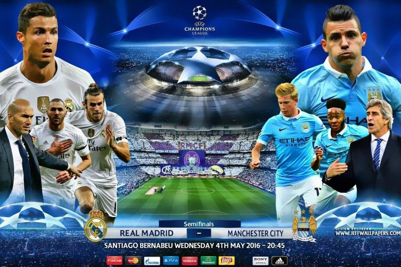 Champions League, Cr7, Cristiano Ronaldo, Football, Manchester City, Real  Madrid,
