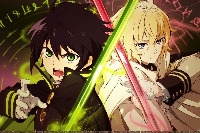 Anime - Seraph of the End Wallpaper